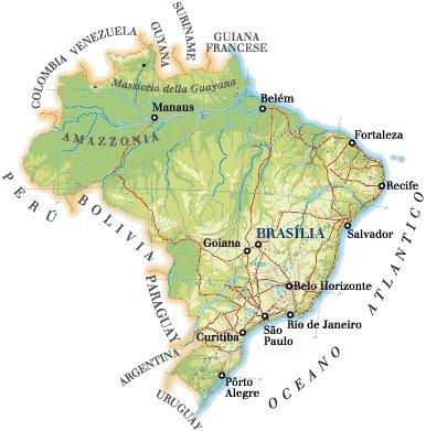 brasilemappa