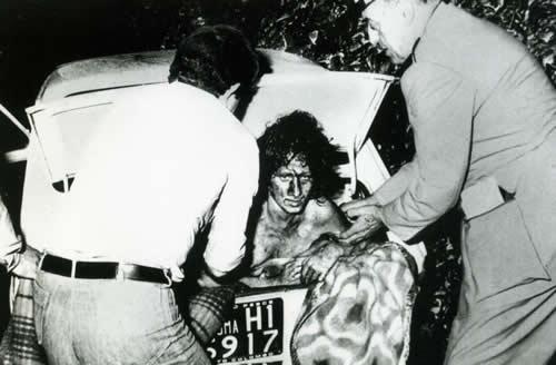 Donatella Colasanti, la ragazza di 17 anni sopravvissuta al massacro del Circeo (Foto di Antonio Monteforte)