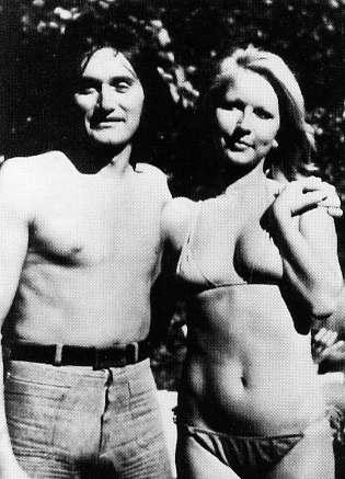 Paolo Pan e Franca Ballerini (foto Olympia)