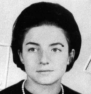 Simonetta Ferrero, 26, trovata morta nei bagni dell'Università Cattolica di Milano nel 1971 (Foto Archivio Mondadori)