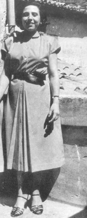 Antonietta Longo (Archivio Il Messaggero)