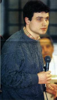 Luigi Chiatti, il mostro di Foligno, giudicato seminfermo di mente, 30 anni di carcere da scontare (foto: Kappa Granata)