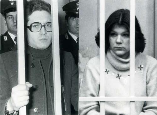 Doretta Graneris e Guido Badini condannati per la strage della famiglia di lei