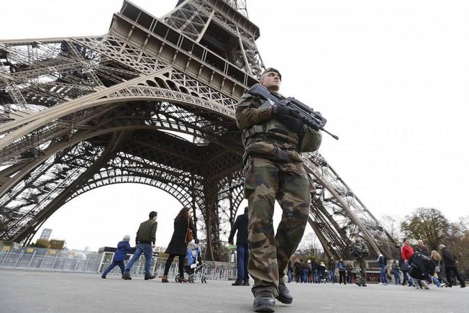 Ora Parigi è la città più sorvegliata del mondo
