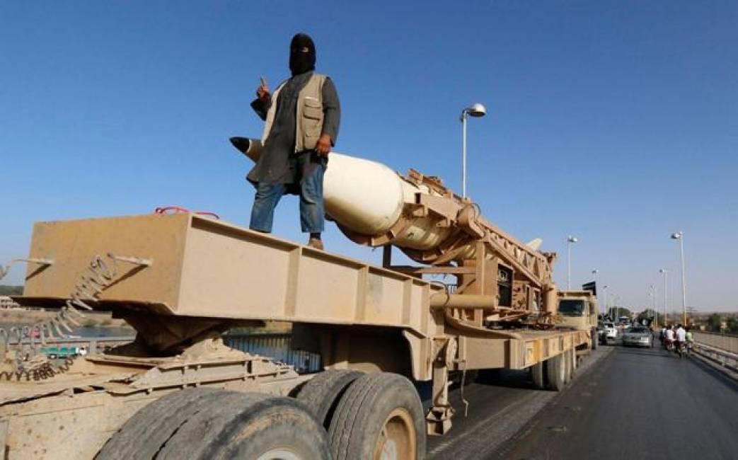 Missili ottenuti dal'Isis grazie all traffico di armi con l'Occidente e i Paesi del Golfo